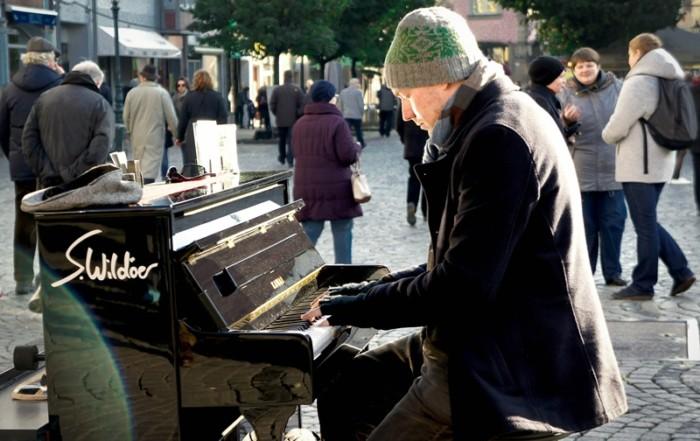 Klavierzauber- Rathausplatz