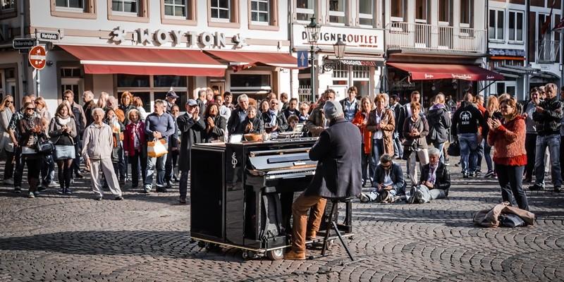 Klavierzauber - Düsseldorf