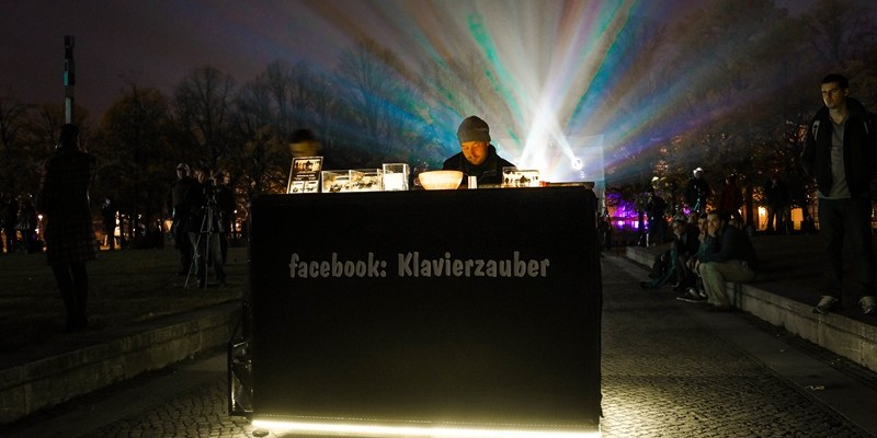 Klavierzauber- Festival of Lights -Berlin 2013