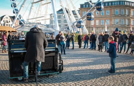 Klavierzauber- Burgplatz 2013
