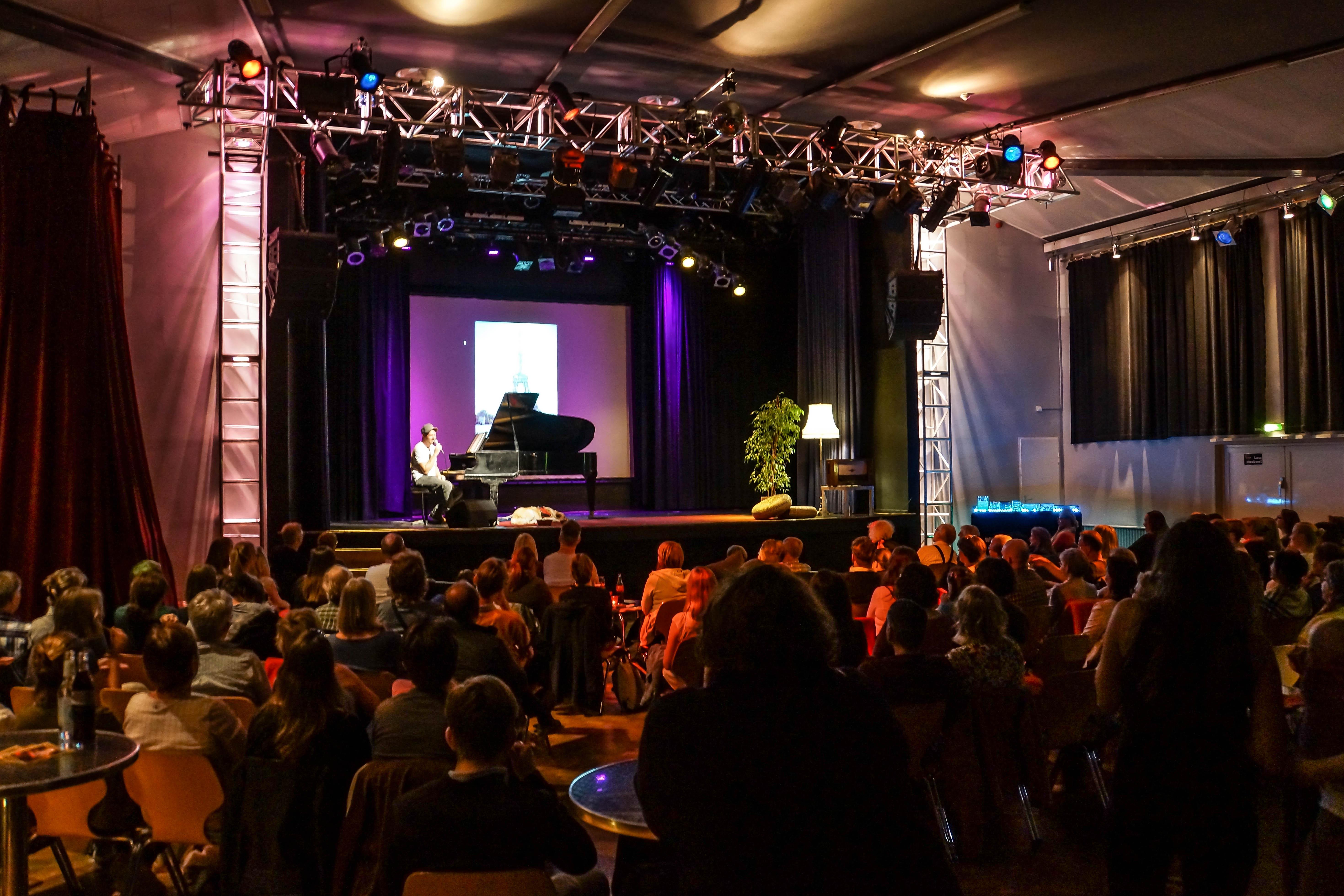 Haus der Jugend Osnabrück Sven Wildöer Klavierzauber